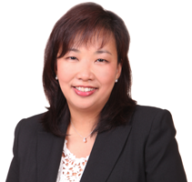 Head and Shoulders portrait photograph of Eliza Ong